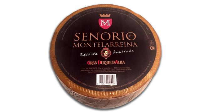 queso señorio montelarreina gran duque de alba