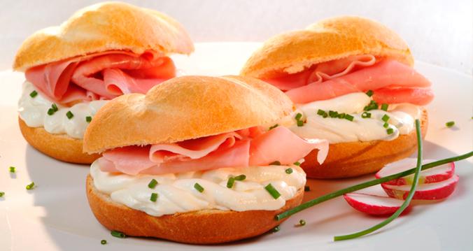 Propuesta salada aperitivos con queso crema reny picot - Postres con queso de untar ...