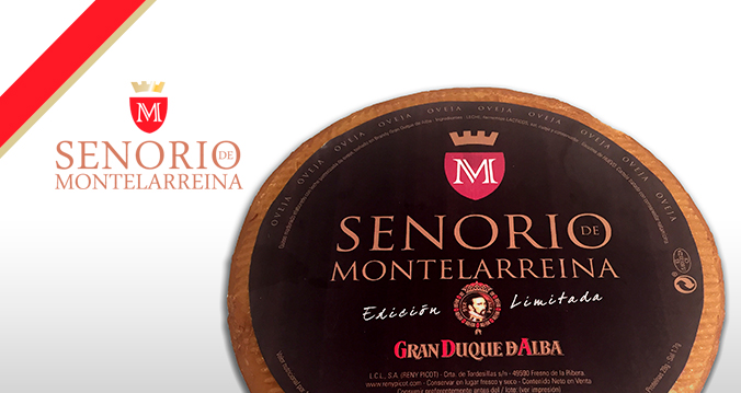 Queso Señorío de Montelarreina Gran Duque de Alba Edición Limitada