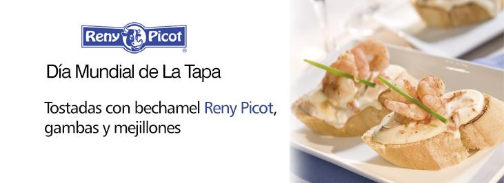 Día mundial de la tapa - Reny Picot