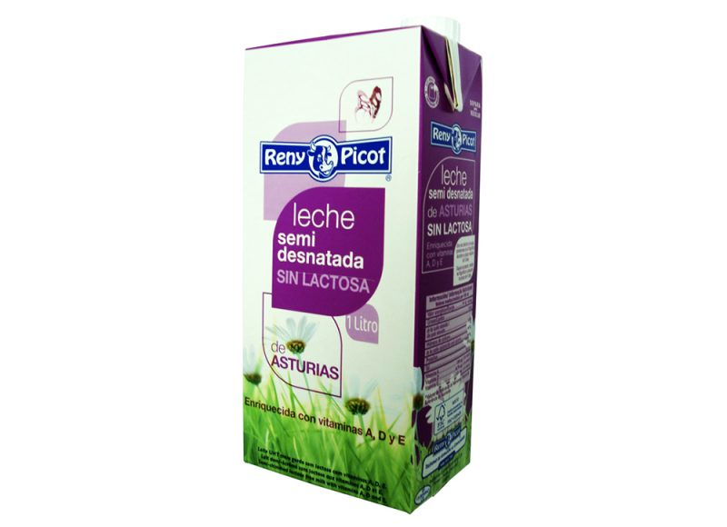 Leite Semidesnatado sem Lactose RenyPicot