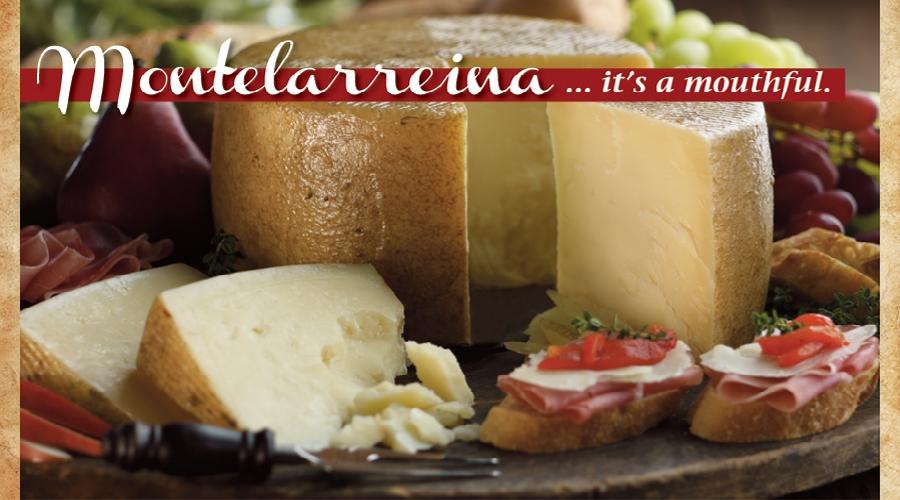 feria IDDBA - queso montelarreina Reny Picot