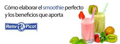 cómo elaborar el smoothie perfecto