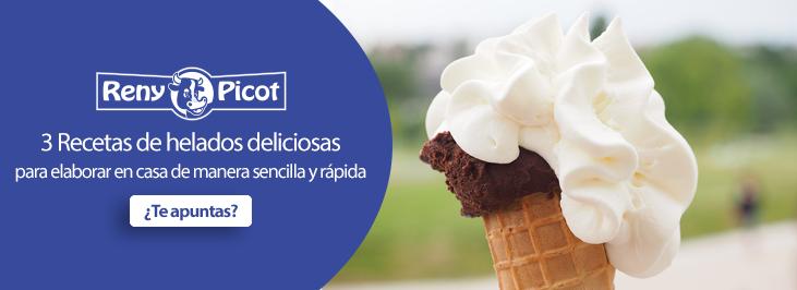 receta de helados reny picot helados caseros