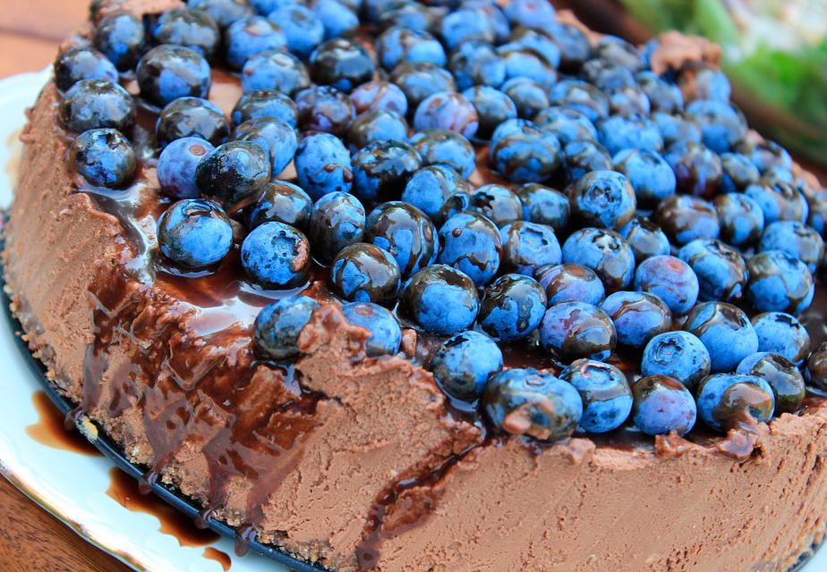 Tarta de queso y chocolate sin horno Reny Picot - recetas de verano - postre