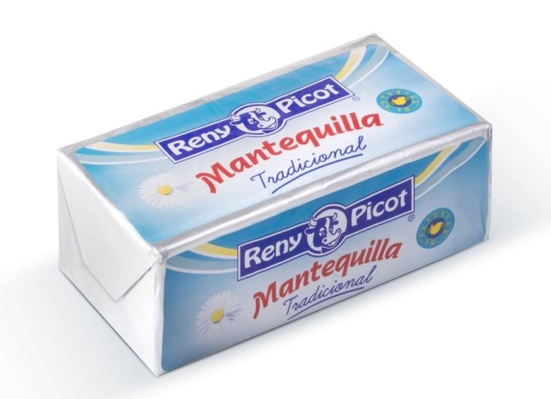 Receta de mantequilla Reny Picot