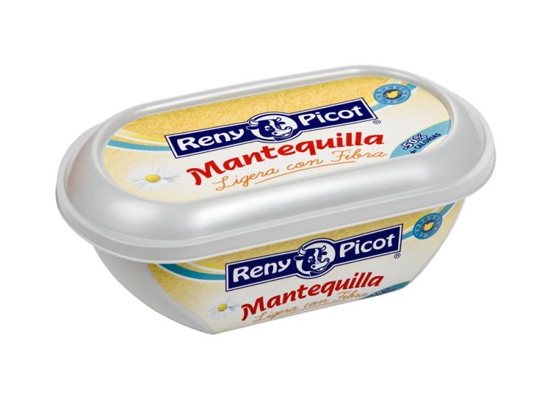 Mantequilla ligera con fibra Reny Picot