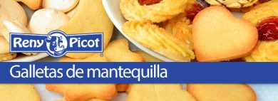 Galletas de mantequilla Reny Picot - Receta fácil