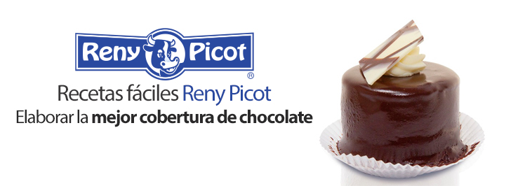 Cobertura de chocolate. Recetas fáciles