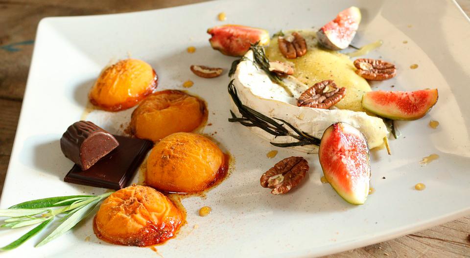Aperitivos para navidad - Maridaje de queso con chocolate Reny Picot