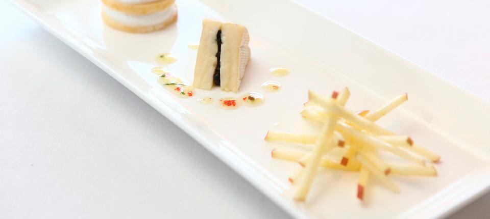 Aperitivos para navidad - Queso Camembert Reny Picot