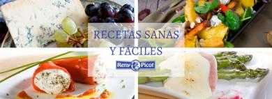Recetas sanas y fáciles Reny Picot