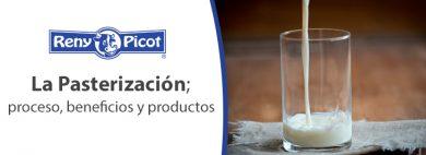 Leche Pasterizada. productos Reny Picot