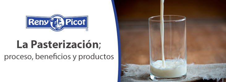 Leche Pasterizada. productos Reny Picot