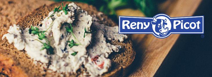 Queso para untar Reny Picot - variedades