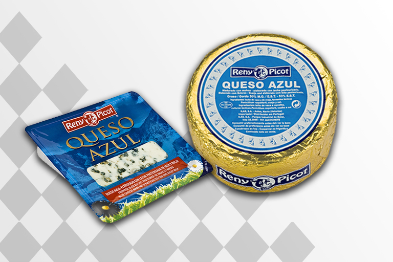 Queso azul Reny Picot