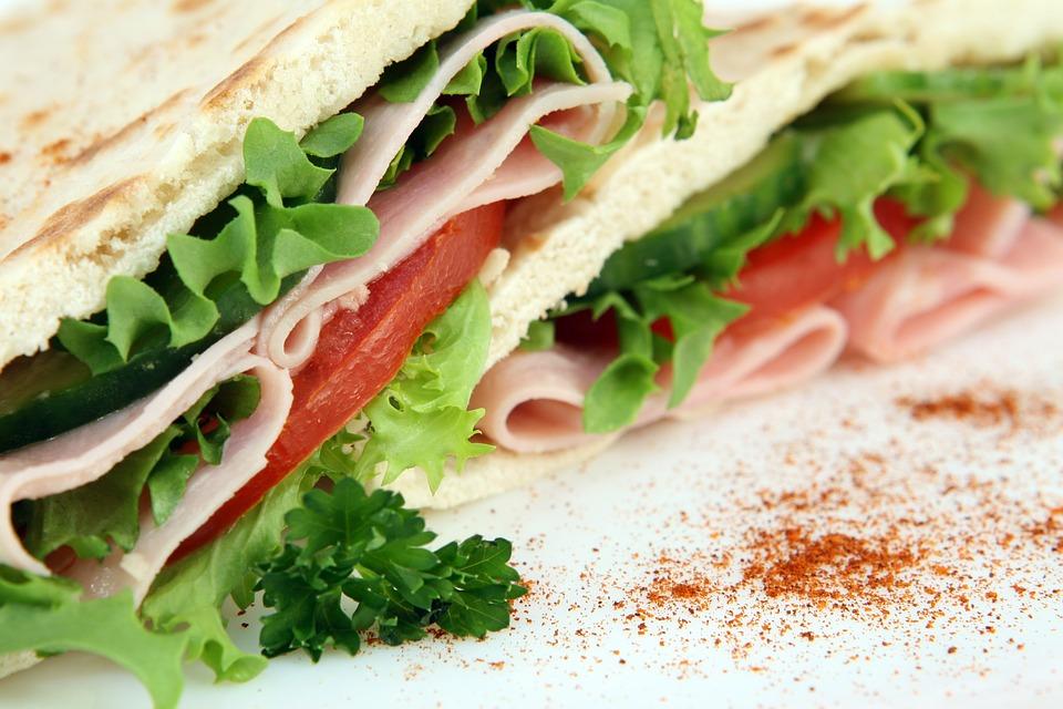 Recetas para comer fuera de casa - sandwich con queso cheddar Reny Picot