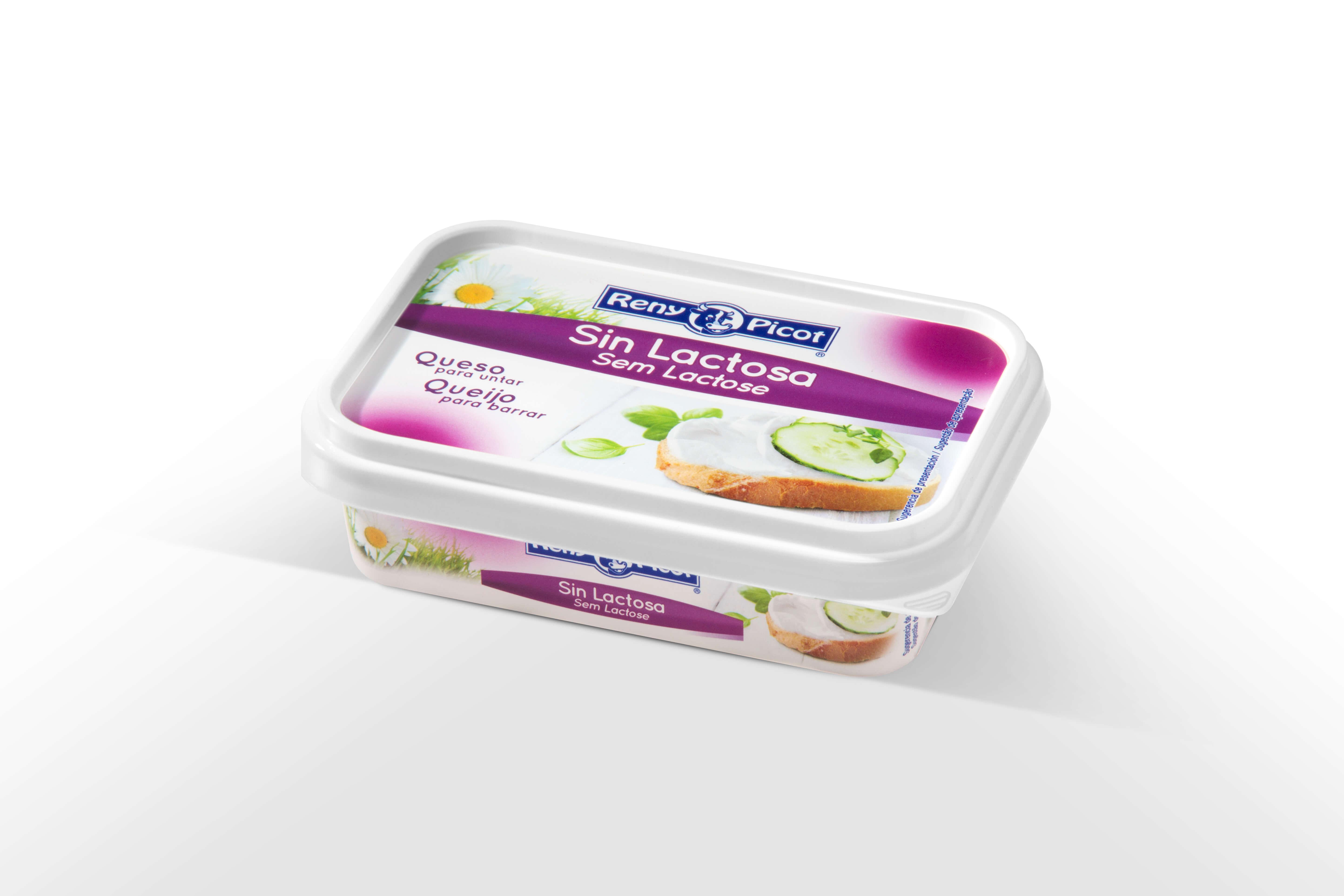 Queso sin lactosa Reny Picot - recetas fáciles