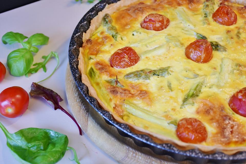quiche de verduras y queso Reny Picot