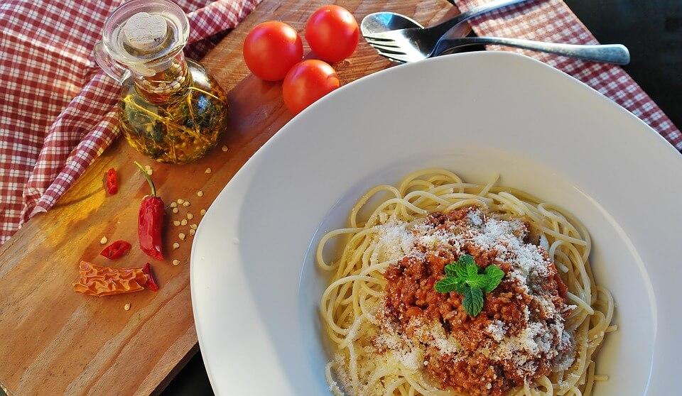 recetas de verano para niños espaguetis pasta con queso en polvo reny picot
