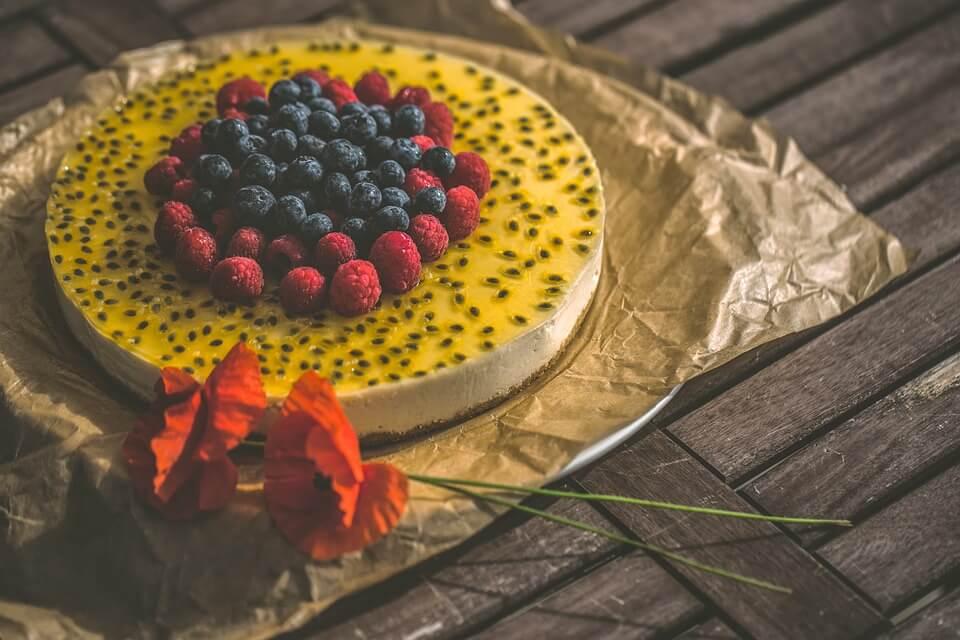 Recetas con queso fresco cheesecake sin horno