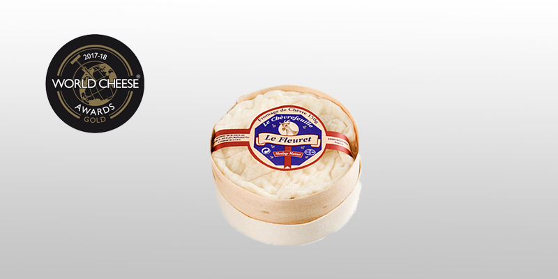 Le Fleuret queso de cabra Reny Picot