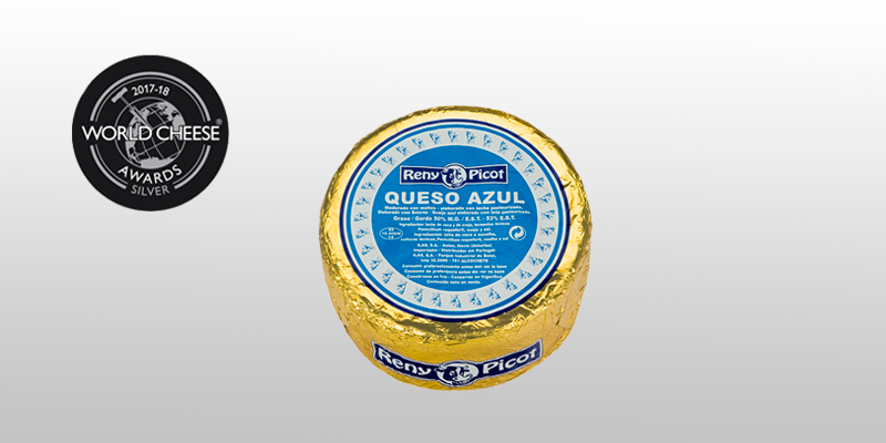 Queso azul reny picot ganadores world cheese awards