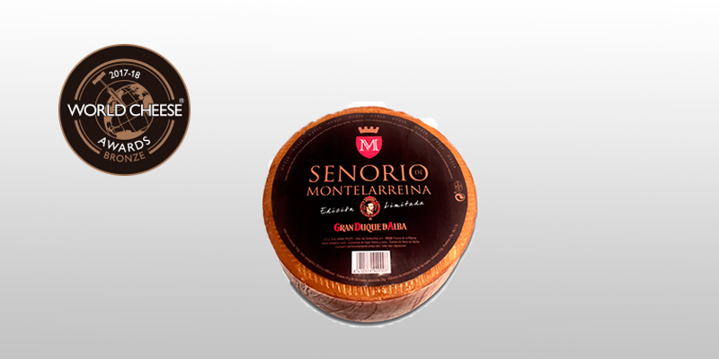 Señorio de Montelarreina Gran Duque de Alba Reny Picot ganadores world cheese awards