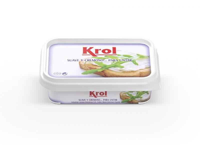 queso crema krol 2000 facil de untar
