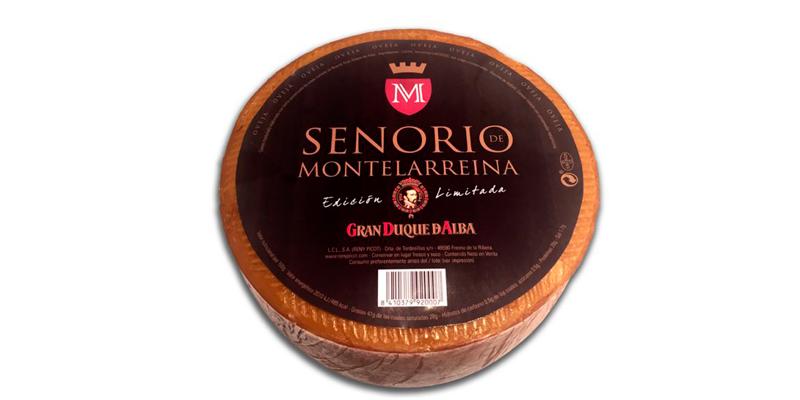 queso de oveja senorio montelarreina gran duque de alba al brandy edicion limitada tabla de quesos menu de nochevieja turron maridaje del queso navidad