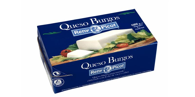 queso burgos reny picot tabla de quesos menu de nochevieja turron maridaje del queso navidad
