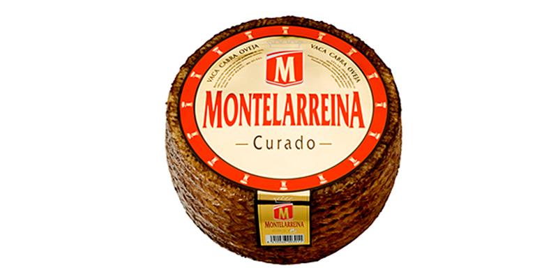 queso curado montelarreina reny picot tabla de quesos menu de nochevieja turron maridaje del queso navidad