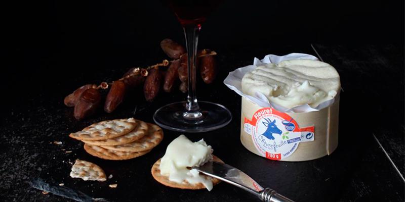 queso le fleuret reny picot tabla de quesos menu de nochevieja turron maridaje del queso