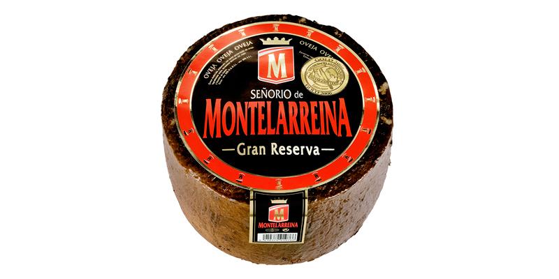 senorio de montelarreina curado reny picot tabla de quesos menu de nochevieja turron maridaje del queso