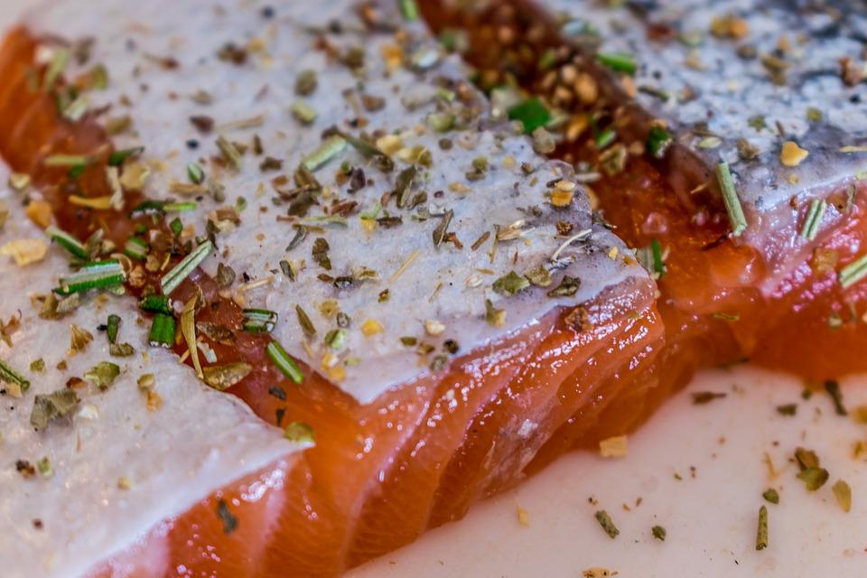 recetas para menu navideno salmon marinado