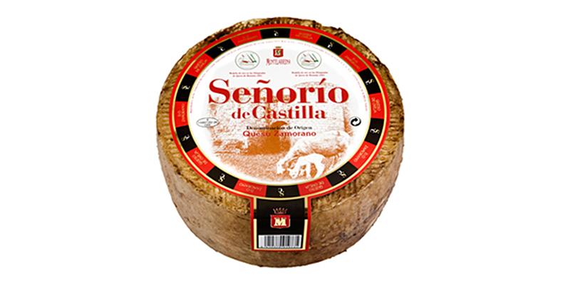 queso de oveja senorio de castilla reny picot tabla de quesos menu de nochevieja turron maridaje del queso