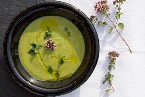 Crema de calabacín - Recetas de Cremas de Verduras Saludables