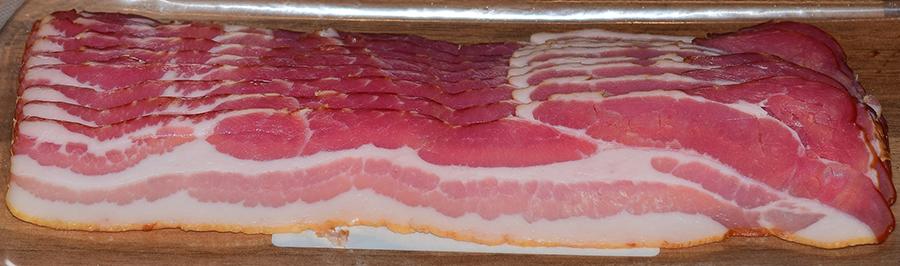 Bacon para Espaguetis a la Carbonara