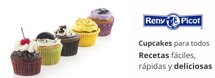 cupcakes - recetas fáciles