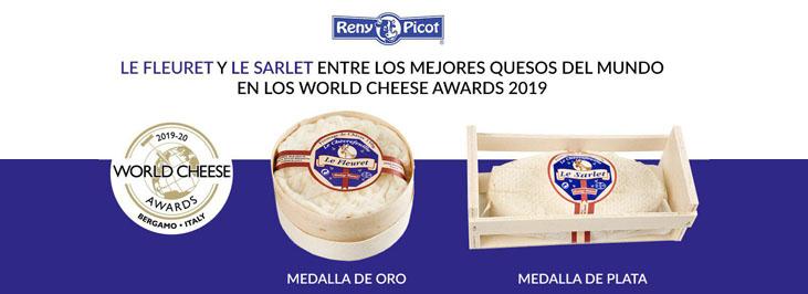 los quesos reny picot, entre los mejores del mundo