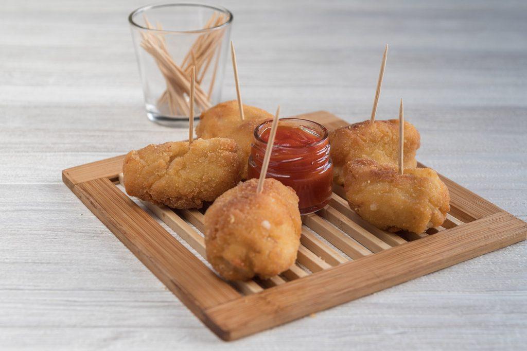 croquetas de queso carvel