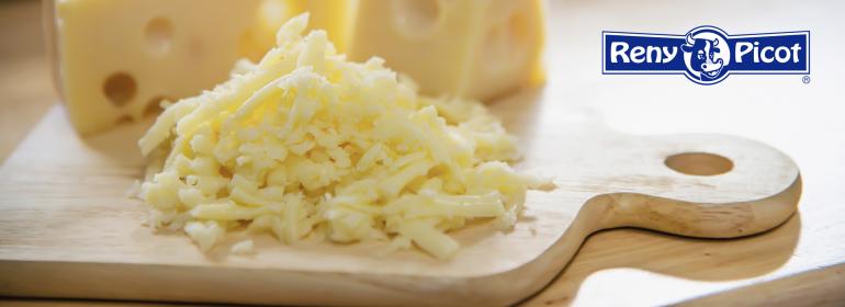 Recetas con queso rallado